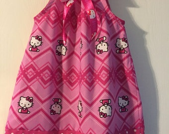 Hello Kitty sundress size 3T