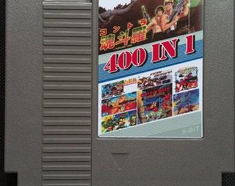 400 in 1 NES Multi-Game Cart