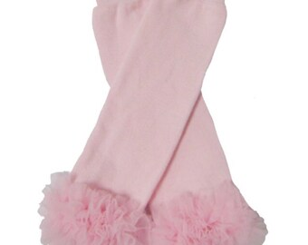 Leg Warmers Light Pink