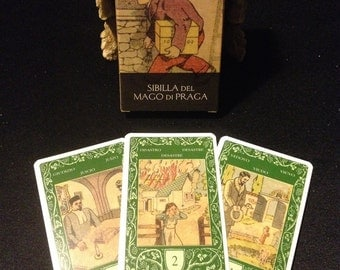 Sibyl Prague Magician