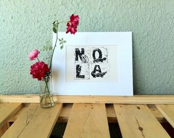 NOLA Print