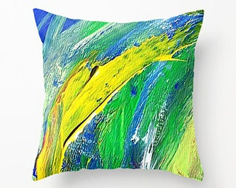 Throw Pillow - Dynamic Arc