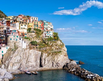 Italy, Italy photography, Cinque Terre, Cinque Terre photography, Manarola, Manarola photography, sea, professional photo #006