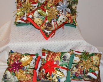 Handmade Decorative Sachet Pillows