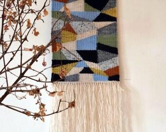 Camhanaich | Morning Twilight Woven Wall Hanging