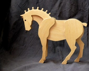 Horse Statue Etsy