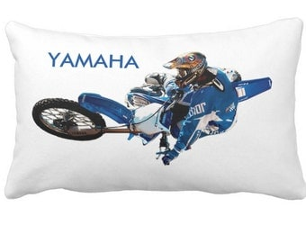 Motocross room etsy for Decoration yamaha