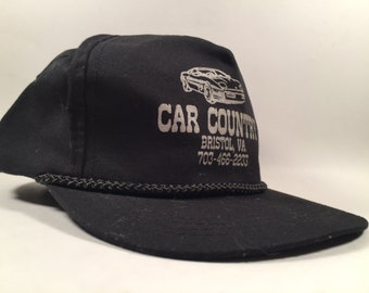 Vintage Car Country Snapback