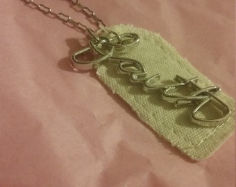 Faith Chain Necklace