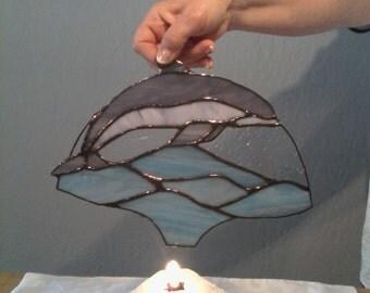 dolphin fan lamp