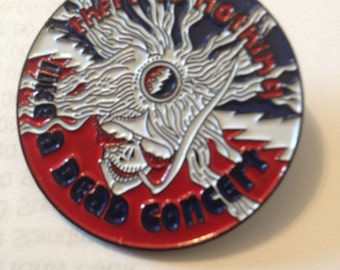 There is Nothing Like a Dead Concert Hat Pin GRATEFUL DEAD
