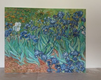 Vincent van Gogh hand painted oil painting (Video)