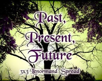 Past, Present, Future Psychic Reading