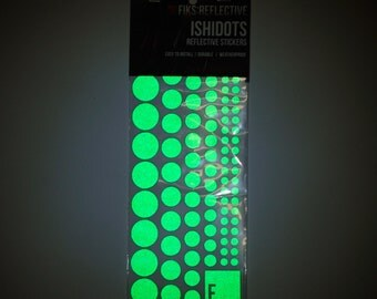 Reflective Stickers for Bicycles - ISHIDOT