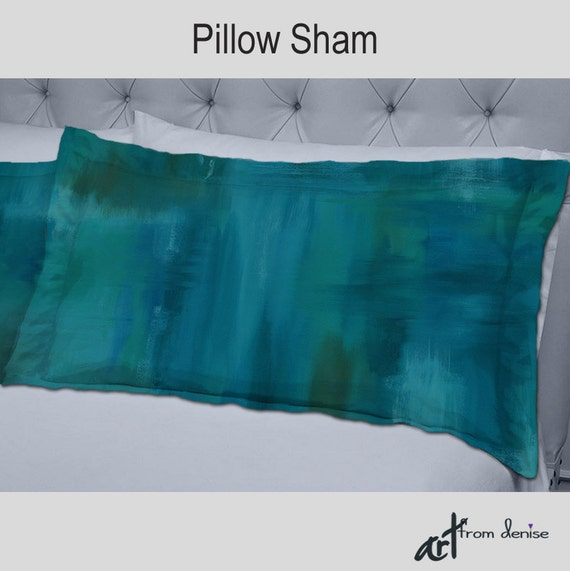 Https Www Etsy Com Listing 259902352 Turquoise Home Decor Teal Blue Pillow