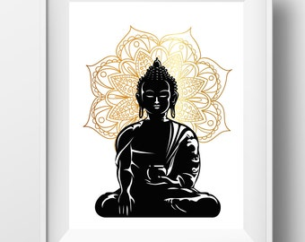 """Shop """"meditation"""" in Art & Collectibles"""