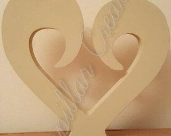 Swirled Heart