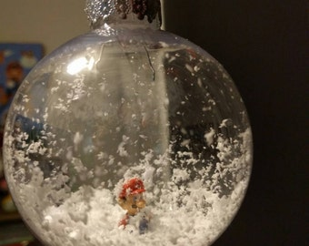 Super Mario Ornament