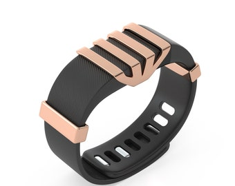 Blingtec for Fitbit Charge + Charge HR  Total Charms Ajurée