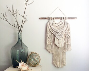 """Macrame Wall Hanging 