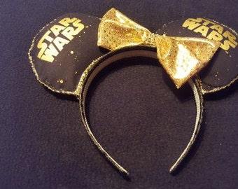 Star Wars Disney Inspired Ears