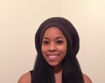 Frizz Free Protective Lined Beanie Hat - Great for Natural Hair! Available in a variety of colors.