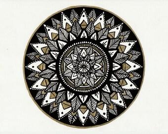 Esra Mandala Art