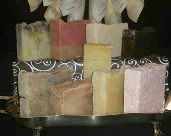 Handcrafted All Natural Soap