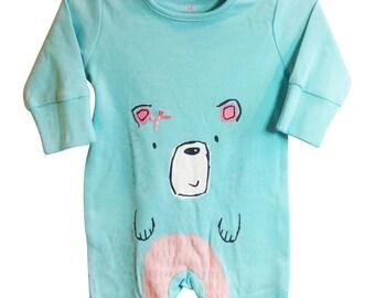 I'm Beary Cute! Bodysuit for baby