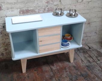 50,s retro miniture sideboard cabinet