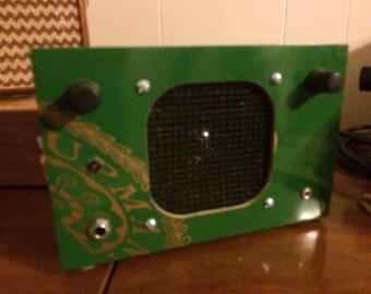 2W Portable Guitar Amp