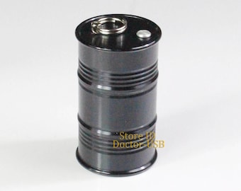 Black Barrel (16GB USB Flash Memory Drive)