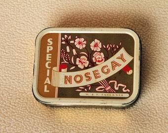 Special Nosegay Tobacco Tin