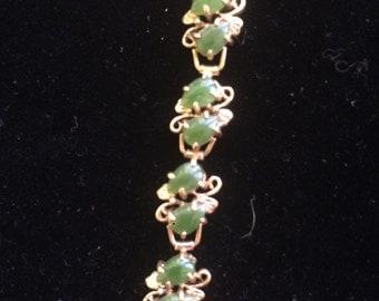 Jade/ jadeite bracelet