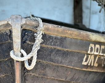 Boat Digital Photo - Boat Photography - Boat Photo - Wooden Boat - Nautical Photo - Digital Photo - Digital Download - Beach House Decor