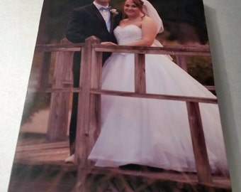 Wood Photo Boards