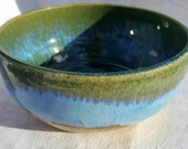 Handmade ceramic bowl