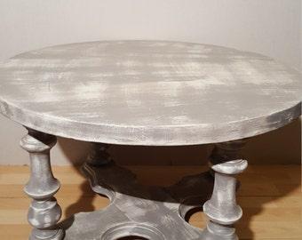 coffee table shabby bicolor