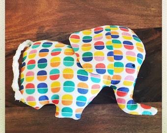Plush elephant / elephant plush - Elmer