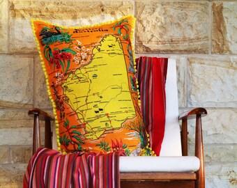 Western Australia Souvenir Cushion