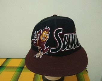 Rare Vintage ARIZONA STATE SUN DEVILs Cap Hat Free size fit all
