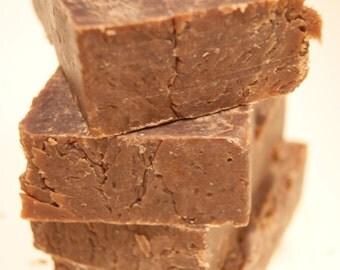 Chocolate Slice Soap, Handmade Soap, Australian Soap, Cocoa Butter Soap, Shae Scentials