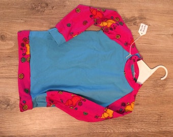 Long sleeved t-shirt age 3-4