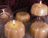 9 oz Bundt Cake Candles-Spiced Cookie 6 Pack