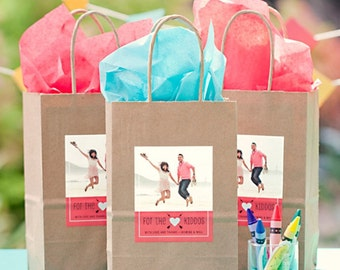 Childrens goodie bags