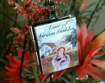 Anne of Green Gables Necklace - Unique & Rare