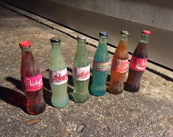 Bottle Props with No Lights (Set of 6)