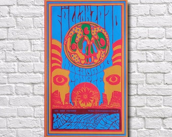 Psychedlic Poster - #0463