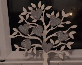 Free standing family tree