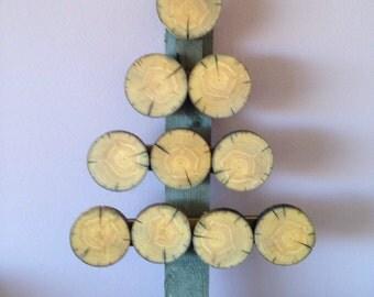 Barn wood Tree